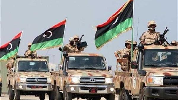 الجيش الليبي يعلن مقتل أربعة دواعش جنوب البلاد