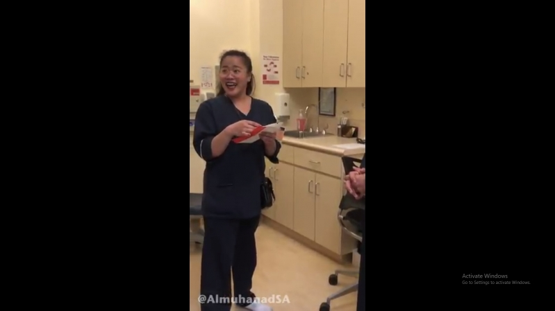 فيديو.. رد فعل ممرضات فلبينيات حصلن على تذاكر حفل البوليفارد