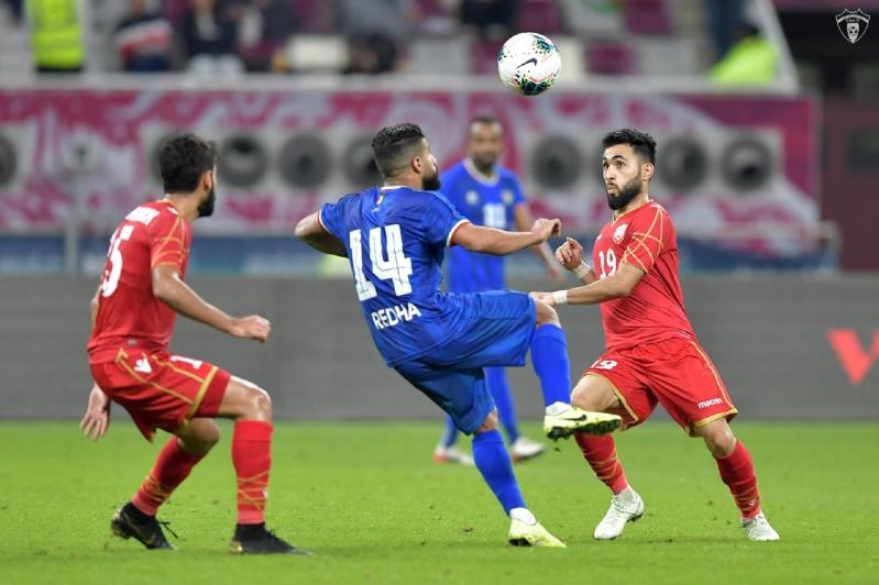 #البحرين إلى نصف نهائي كأس الخليج بالفوز على #الكويت