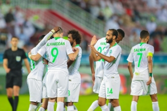 رينارد يدفع بالقوة الضاربة في مباراة #السعودية و #البحرين - المواطن