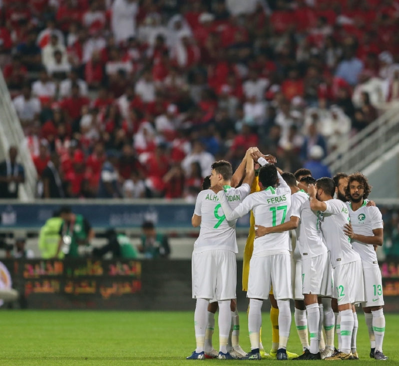 المنتخب السعودي يُحافظ على مركزه في تصنيف فيفا