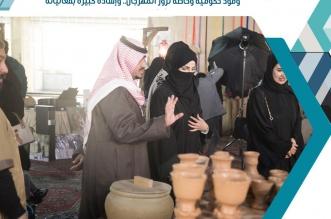 أكثر من 34 ألف زائر يحضرون أيام سوق الحب في الدمام - المواطن