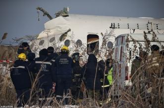 مصابو الطائرة الكازاخستانية يطلبون المساعدة من تحت الأنقاض - المواطن