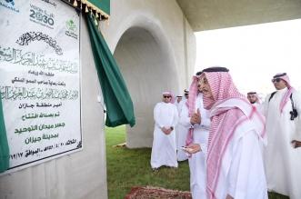 جسر دوار التوحيد يُنهي معاناة أهالي جازان مع الزحام - المواطن
