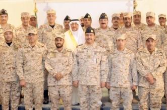 ترقية 106 ضباط في الحرس الوطني بأمر الملك سلمان