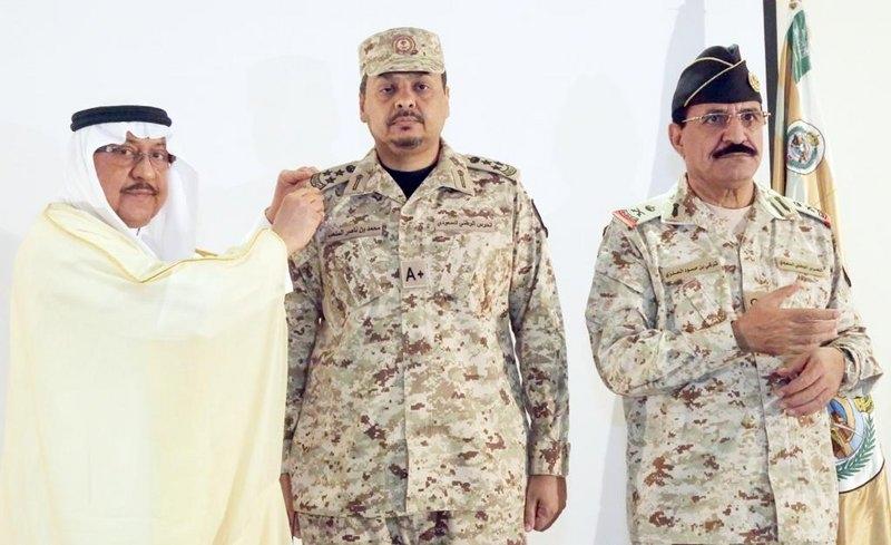 ترقية 106 ضباط في الحرس الوطني بأمر الملك سلمان - المواطن
