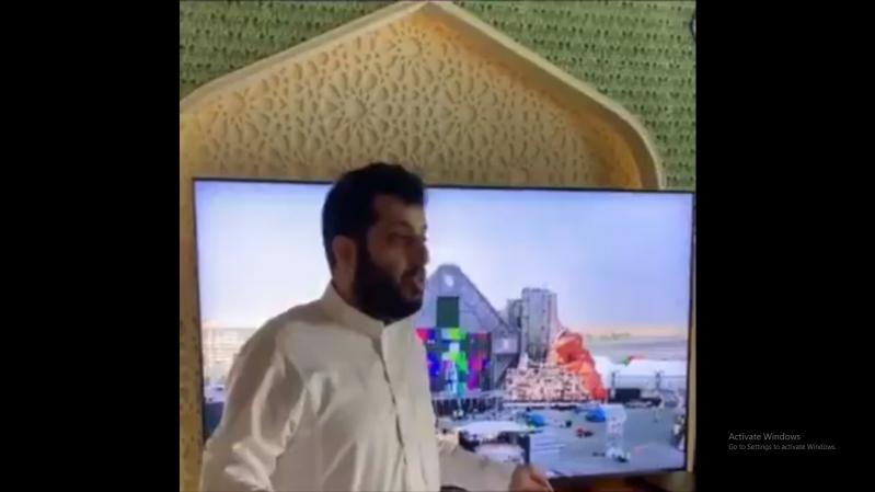 تركي آل الشيخ: رجعت #الرياض واحجزوا تذاكر مدل بيست