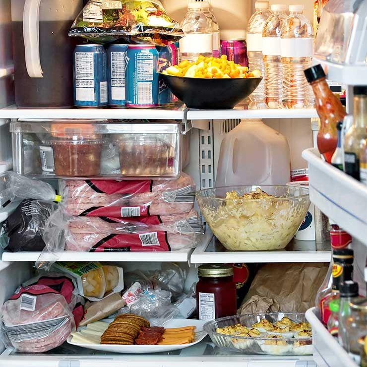 ثلاجة بيتك قد تعرضك للتسمم الغذائي