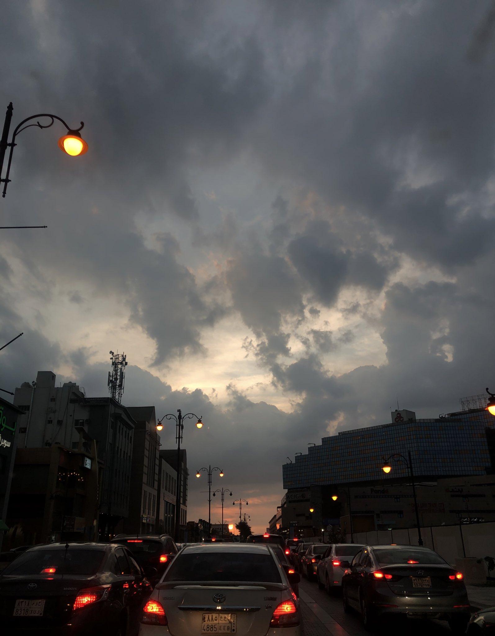 الطقس في جدة الان مباشر