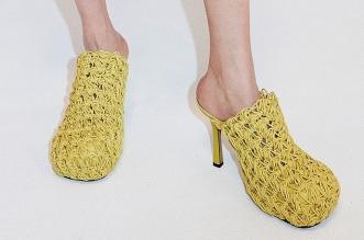 ماركة إيطالية فاخرة تبتكر حذاء الإندومي - المواطن