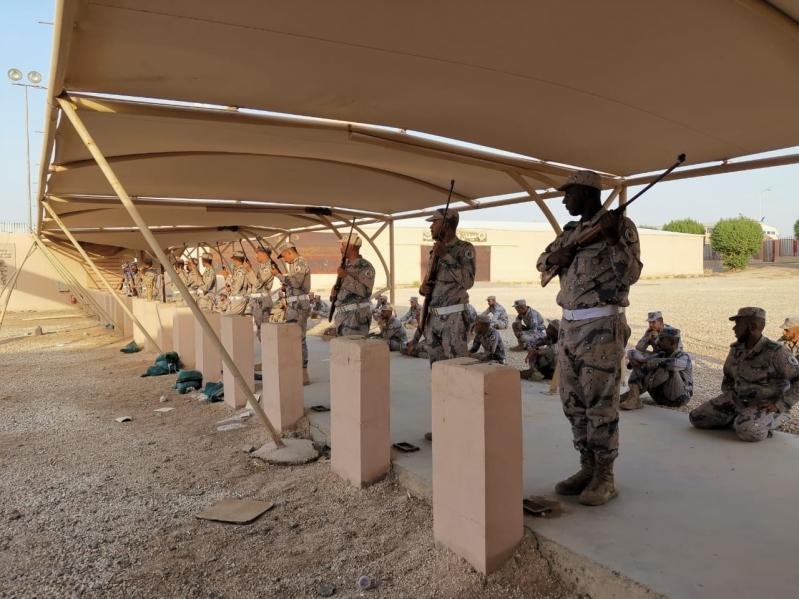 حرس الحدود يعلن فتح باب القبول على الوظائف العسكرية