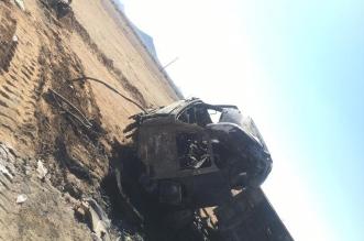 3 وفيات وإصابة ثلاثة أشخاص في تصادم مزدوج بـ #الطائف - المواطن