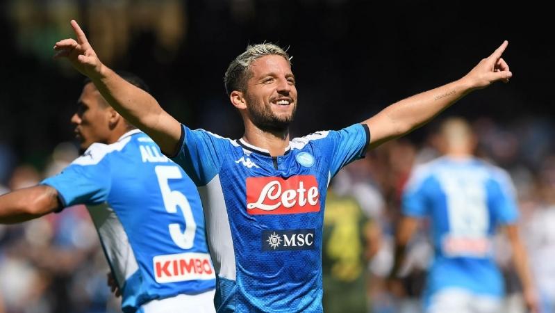 رقم مميز لنجم #نابولي في دوري أبطال أوروبا