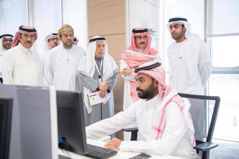 رئيس واس يستقبل عددًا من مسؤولي الإعلام بدول الخليج