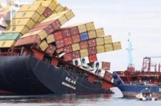 فيديو.. اصطدام سفينتين في أحد مواني المكسيك - المواطن