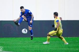جيوفينكو في الدوري السعودي
