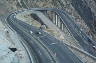 إعادة فتح طريق الهدا في الاتجاهين أمام حركة المرور - المواطن