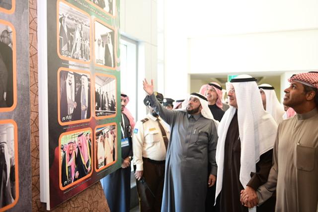 """صور """"المواطن"""".. وزير الطاقة في حقل الخفجي والإنتاج 325 ألف برميل - المواطن"""