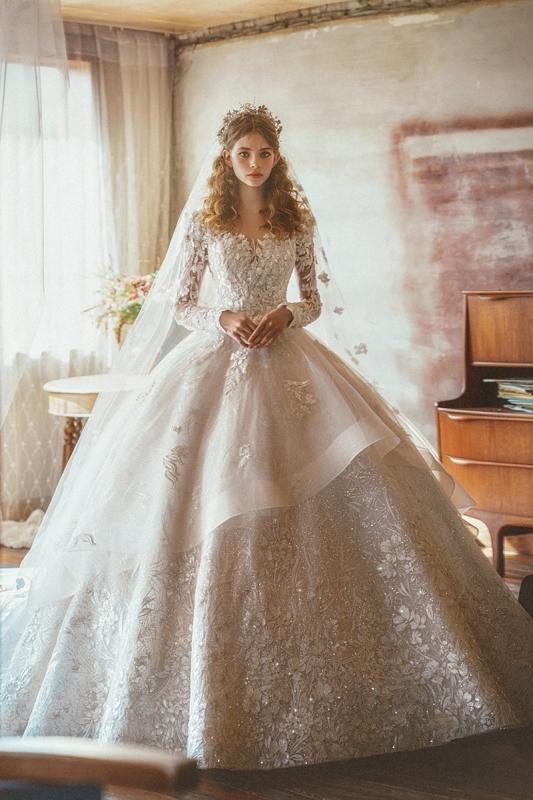 نصائح للعروس لاختيار فستان زفاف شتوي - المواطن