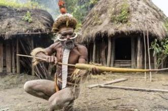 قبيلة تأكل لحوم البشر وتبتر أطراف نسائها لسبب غريب! - المواطن