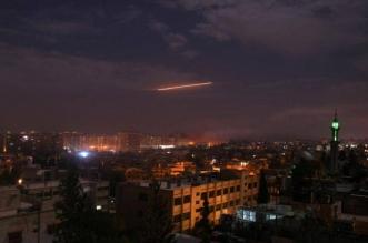 سوريا تتصدى لصواريخ مصدرها إسرائيل - المواطن