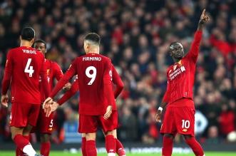ليفربول يحسم مباراته ضد وولفرهامبتون بهدف ماني - المواطن