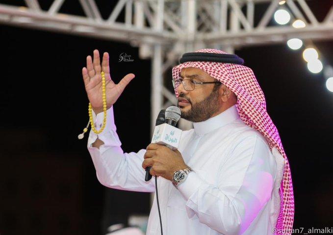 فيديو.. محمد بن حوقان يشعل محاورات موسم #الرياض