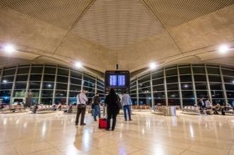 الطقس يُغلق مطار الملكة علياء في الأردن - المواطن
