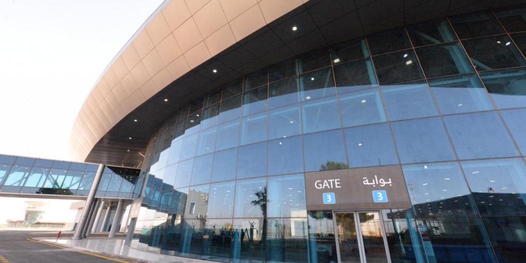 مطار عرعر الجديد يستقبل اليوم أولى الرحلات الجوية