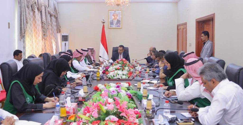 رئيس الوزراء اليمني: مشاريع التنمية والإعمار مبشرة