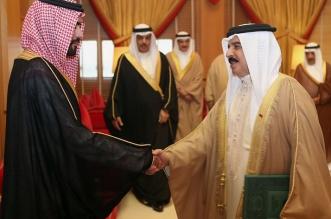 ملك البحرين يتسلم أوراق اعتماد السفير سلطان بن أحمد - المواطن