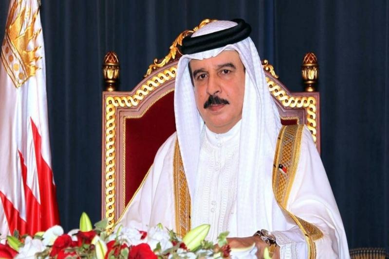 ملك البحرين لـ ترامب: انتهجنا السلام وهو خيار إستراتيجي لنا