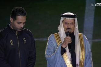 شاهد.. والد القحطاني يشكر القيادة ويوجه رسالة مؤثرة لنجله - المواطن