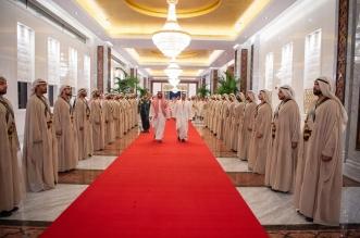 محمد بن سلمان يغادر #الإمارات بعد زيارة رسمية - المواطن
