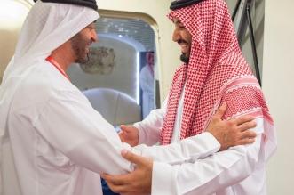 ولي العهد في برقية لمحمد بن زايد: مباحثاتنا المشتركة تعزز العلاقات الثنائية - المواطن
