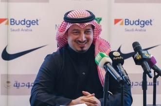 رئيس الاتحاد السعودي لكرة القدم ياسر المسحل
