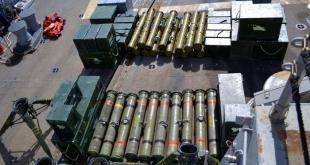 واشنطن تعاقب شركة إيرانية نقلت أسلحة فتاكة لـ #اليمن