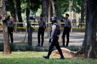 انفجار قرب قصر الرئاسة بإندونيسيا - المواطن