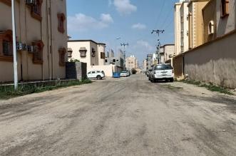 أهالي حي الصفا بأحد المسارحة: مركباتنا تلفت بسبب الشوارع! - المواطن