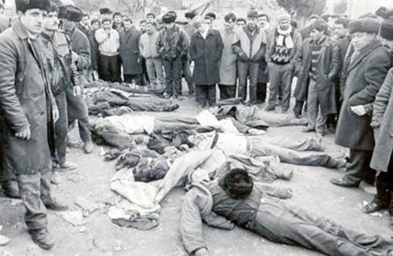 الكونجرس الأمريكي يعترف بإبادة الأتراك لـ الأرمن