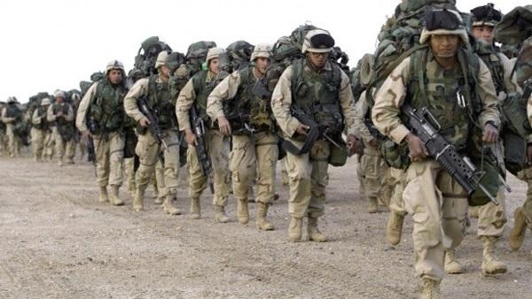 واشنطن تدرس إرسال 14 ألف جندي للمنطقة