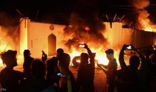 احتجاجات في تونس بعد وفاة شاب أحرق نفسه - المواطن