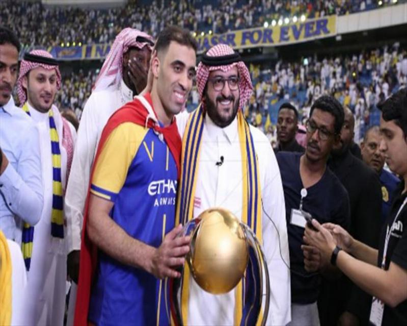 رد هلالي على تغريدة رئيس النصر السابق المثيرة