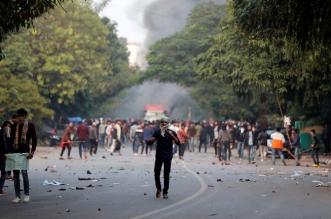 قتلى في احتجاجات ضد قانون جنسية يستثني المسلمين بالهند - المواطن