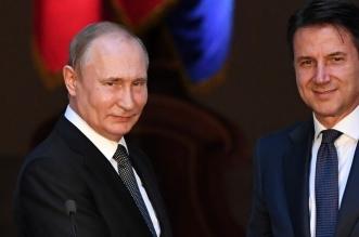 بوتين لرئيس وزراء إيطاليا: أزمة ليبيا يجب أن تحل سلميًا - المواطن