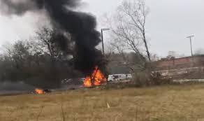 فيديو.. مقتل 5 أشخاص بتحطم طائرة بولاية لويزيانا الأمريكية - المواطن