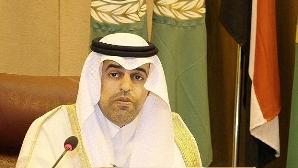 البرلمان العربي: استهداف مطار أبها عمل إرهابي جبان