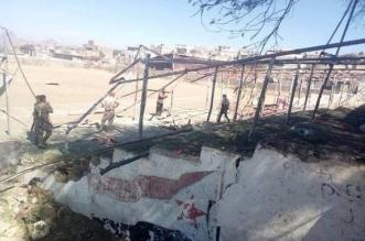 فيديو وصور.. قتلى بهجوم صاروخي استهدف حفلاً عسكرياً باليمن - المواطن