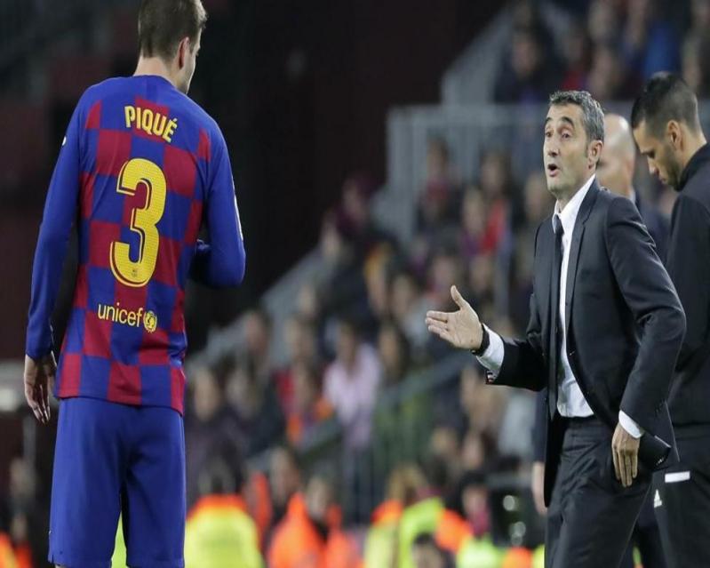 تعقيب فالفيردي بعد تعادل برشلونة المخيب مع ريال مدريد
