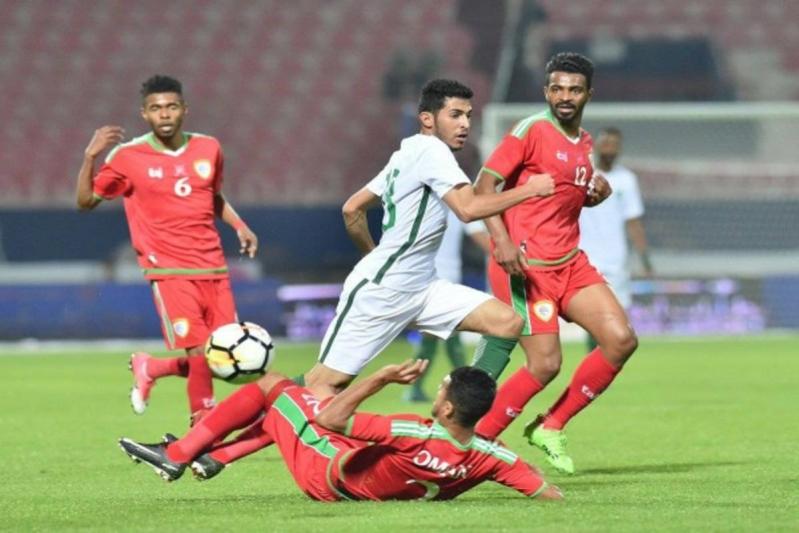 القناة الناقلة لـ مباراة #السعودية و #عمان